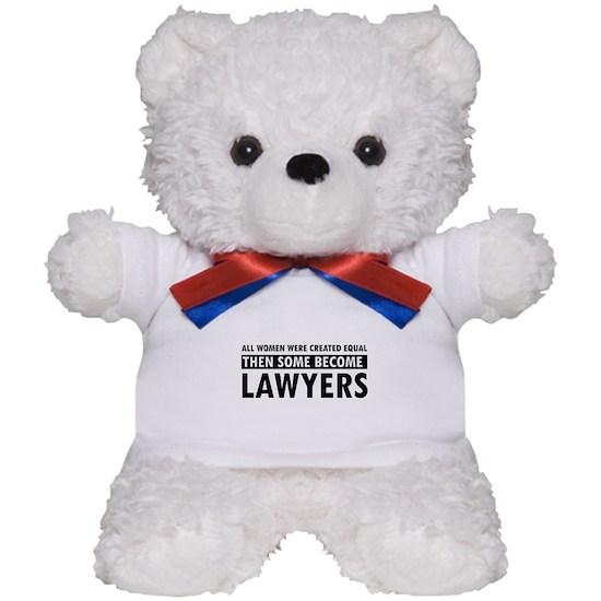Lawyer Design Teddy Bear By Studio57 Cafepress