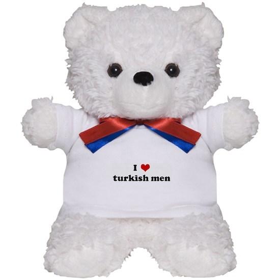 turkish bear men