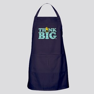 Woodstock-Think Big Apron (dark)
