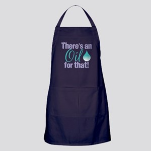 Oil for that purteal Apron (dark)