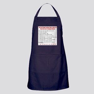 Top 10 Things BBQ Apron