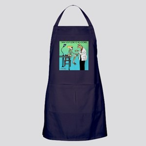I wish you'd come to me sooner Apron
