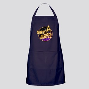 Slightly Warped Apron (dark)