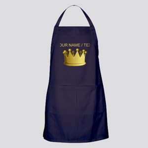 Custom Crown Apron (dark)