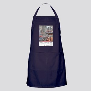 Mothers Day Wine Apron (dark)