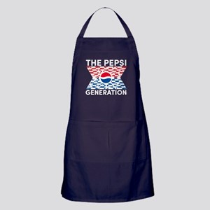 Pepsi Generation Checkered Apron (dark)