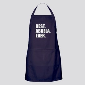 Best. Abuela. Ever. Apron (dark)