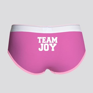 TEAM JOY Women's Boy Brief