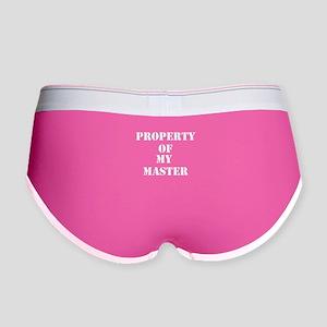 d4f23b82164 Property Of My Hot Wife Underwear   Panties - CafePress