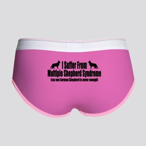 German Shepherd Dog Women's Boy Brief