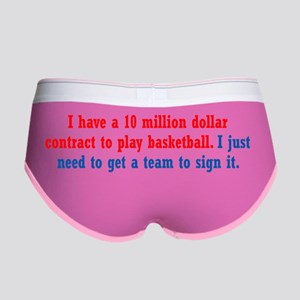 basketball-contract_bs1 Women's Boy Brief