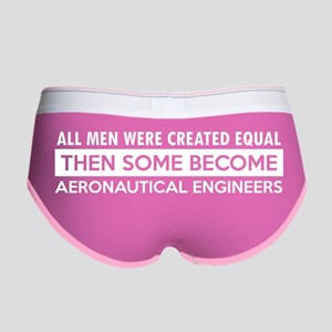 Aeronautical engineer Design Women's Boy Brief