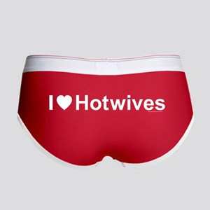 Hotwives Women's Boy Brief
