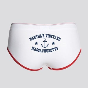 Martha's Vineyard Anchor Women's Boy Brief