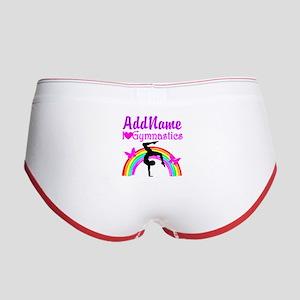 fd27f6418ead Girls Gymnastic Women's Underwear & Panties - CafePress