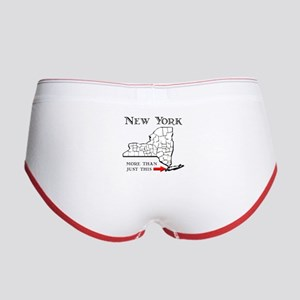 NY More Than Just This Women's Boy Brief