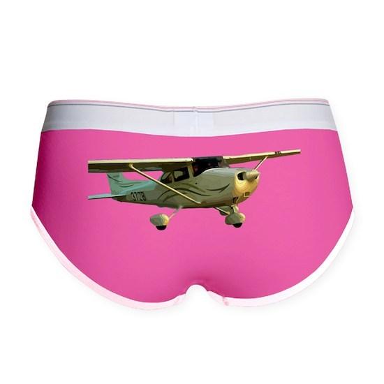 Cessna 172 Skyhawk Women's Boy Brief