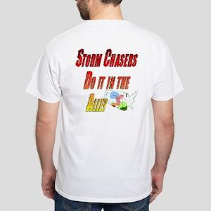 White Extreme Weather T-Shirt