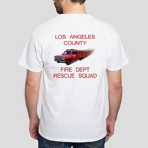 Squad 51 Rampart White T-Shirt