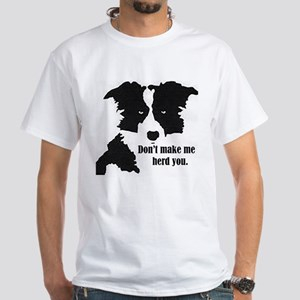 Border Collie Art T-Shirt