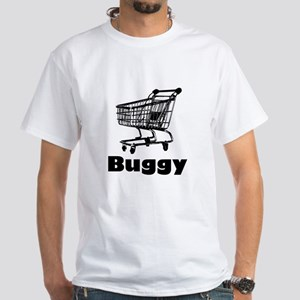 Buggy White T-Shirt