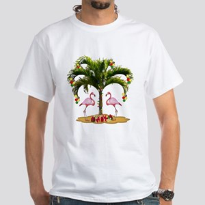 Tropical Holiday Dark T-Shirt
