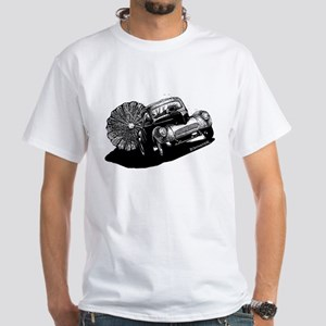 Willys Gasser White T-Shirt