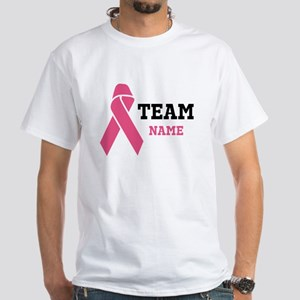 Team Support White T-Shirt