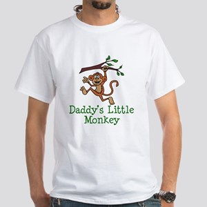Daddy's Little Monkey T-Shirt