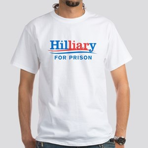 Liar Hillary For Prison T-Shirt