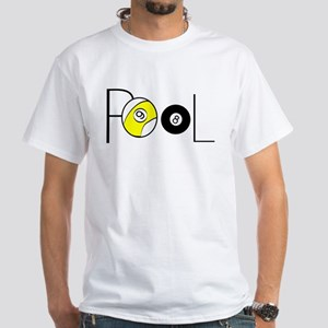 Word Pool White T-Shirt
