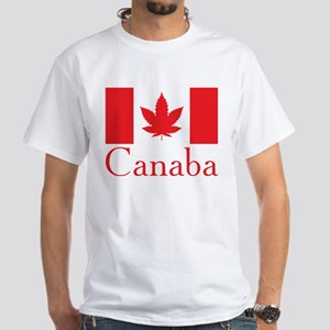 Flag of Canada(ba) – Weed Legalization T-Shirt