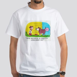 bubblegum dog comic cartoon T-Shirt
