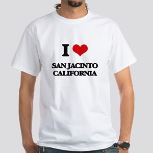 I love San Jacinto California T-Shirt