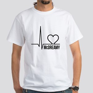 McDreamy Grey's Anatomy Light T-Shirt