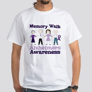 Memory Walk White T-Shirt