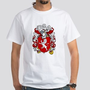 Price Family Crest White T-Shirt