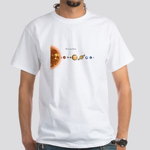 Galactic Map T