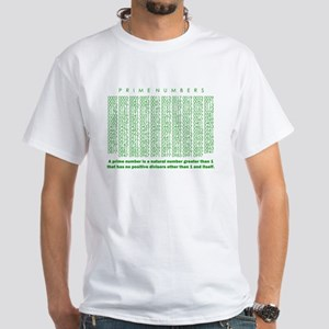 prime numbers: mathematics T-Shirt