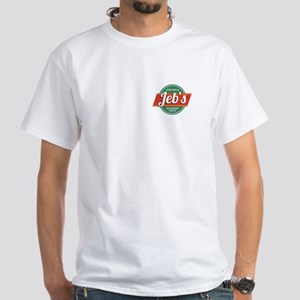 jeb's White T-Shirt