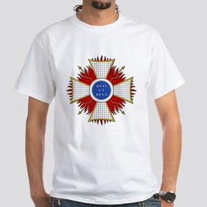 Order of St. Michael (Bavaria White T-Shirt