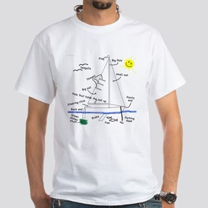 c2b93f44 The Well Rigged White T-Shirt