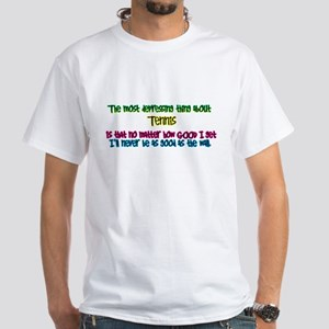 3d7930923 Funny Tennis Sayings T-Shirts - CafePress
