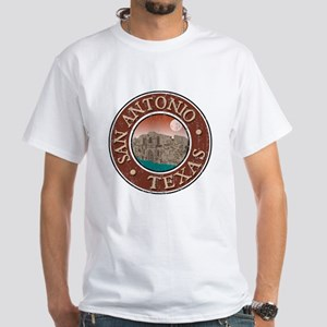 San Antonio - Distressed T-Shirt