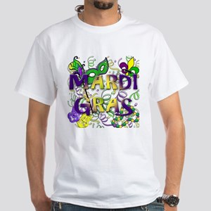 62b04361 Mardi Gras Men's T-Shirts - CafePress