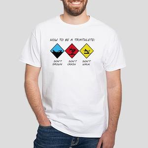 4fbd6321 Funny Triathlon Men's T-Shirts - CafePress