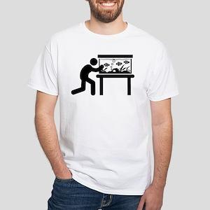 b5165c79 Fish Lovers Aquarium Funny T-Shirts - CafePress