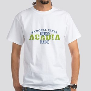Acadia National Park Maine Dark T-Shirt