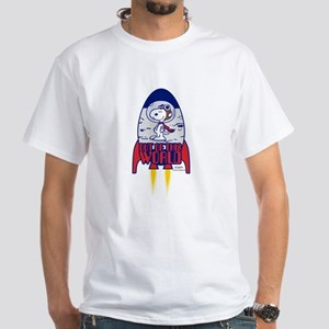 Snoopy - Out Of This World Men's Classic T-Shirts