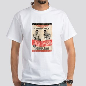 Joyce vs Pynchon - T-Shirt